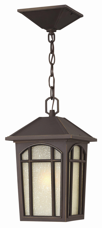 Cedar Hill 1 Light Led Outdoor Hanging Lantern Joss Main