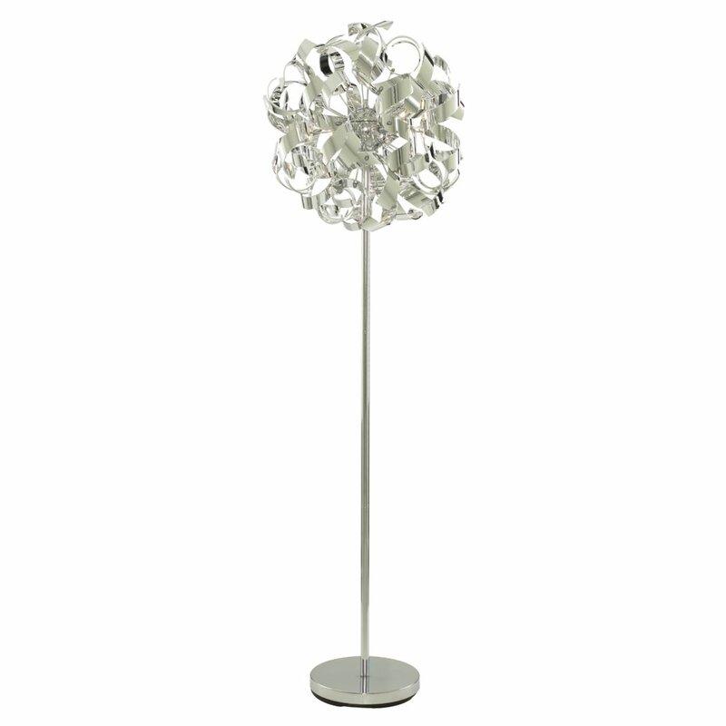 Pagazzi lighting lyndsay 160cm uplighter floor lamp wayfair lyndsay 160cm uplighter floor lamp aloadofball Image collections