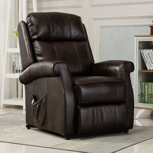 Lehman Power Lift Assist Recliner : heavy duty recliner chairs - islam-shia.org