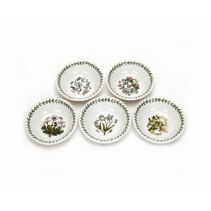 Botanic Garden Mini Dish and Bowl (Set of 6)