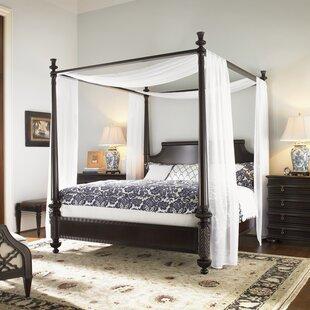 Royal Kahala Canopy Bed & Canopy Beds You\u0027ll Love | Wayfair