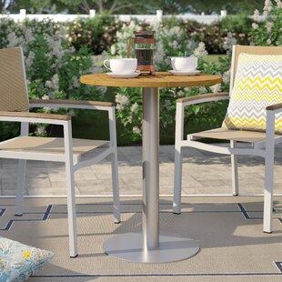 Bistro Patio Furniture.Outdoor Tall Bistro Table Wayfair