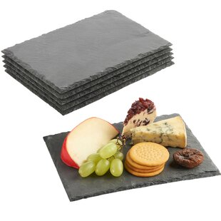 Cheese Board (Set of 6) by VonShef