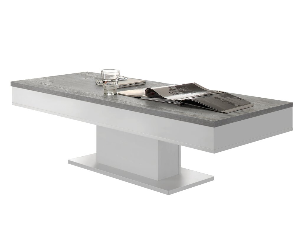 Modern contemporary coffee tables wayfair granny coffee table with storage geotapseo Images