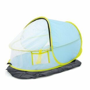 77dd7427e15 Instant Portable Breathable Travel Baby Beach 1 Person Tent