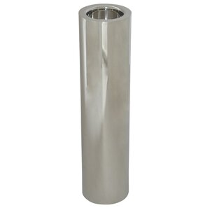 Kelly Stainless Steel Candlestick
