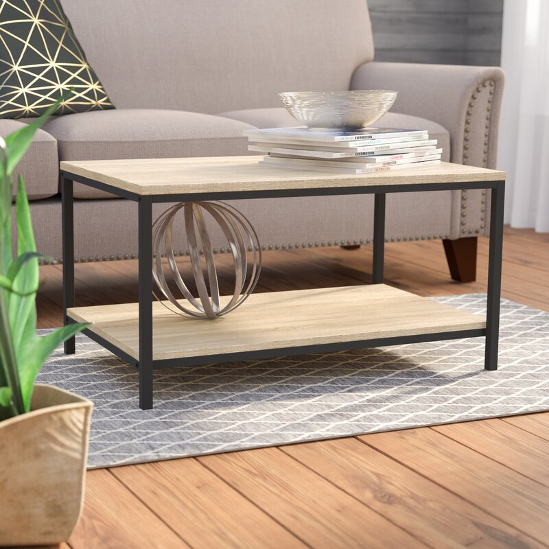 Small Coffee Table Rectangle