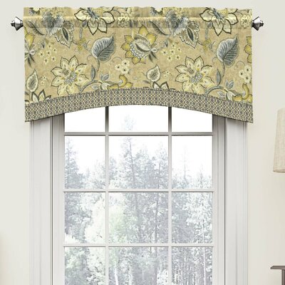 Window Valances Caf 233 Amp Kitchen Curtains You Ll Love Wayfair