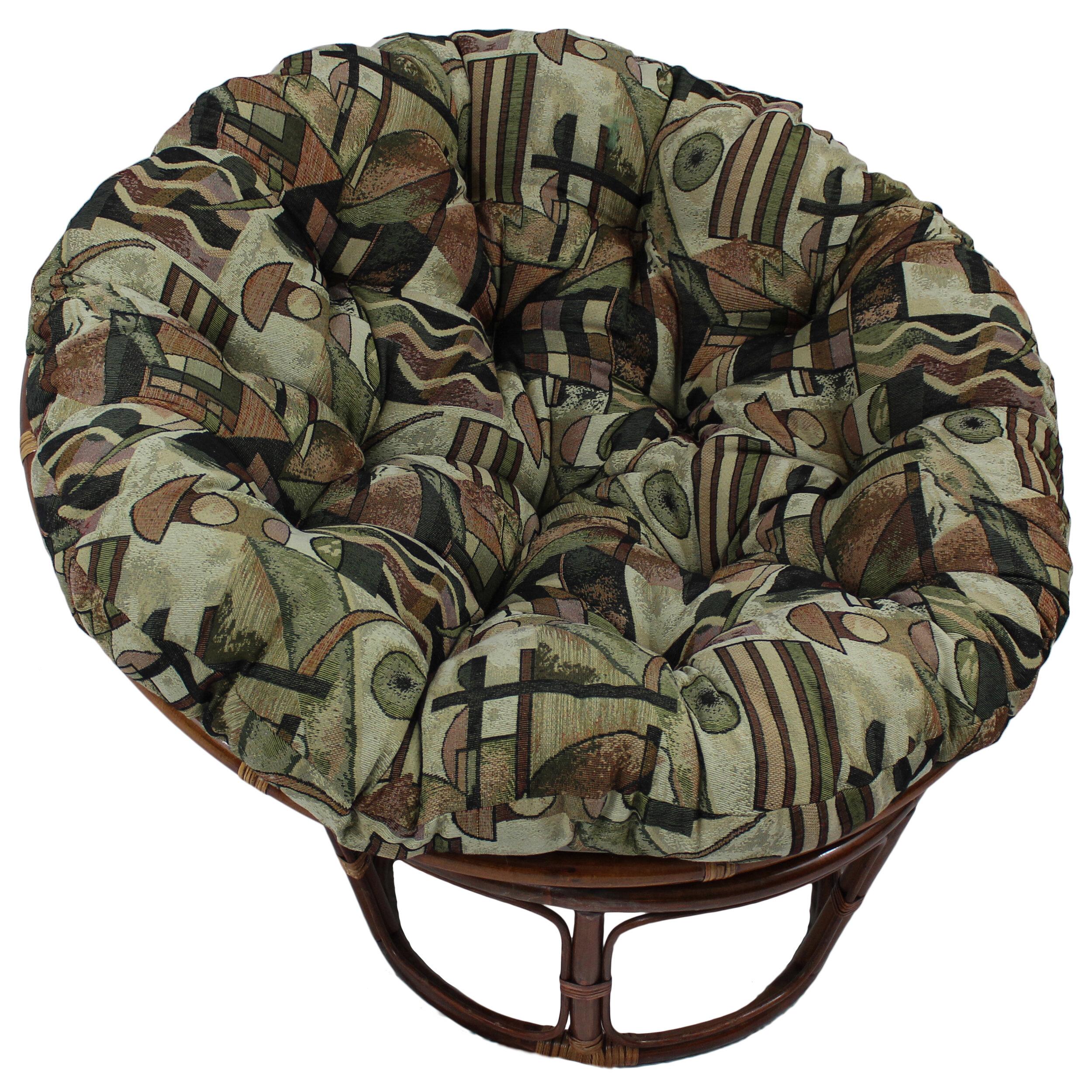 Genial Blazing Needles Papasan Chair Cushion U0026 Reviews   Wayfair