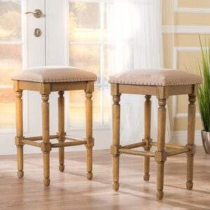 Ervin Bar Stool (Set of 2) by Home Loft Concepts