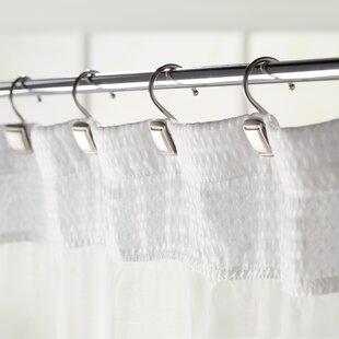 Shower Curtain Hooks Youll Love