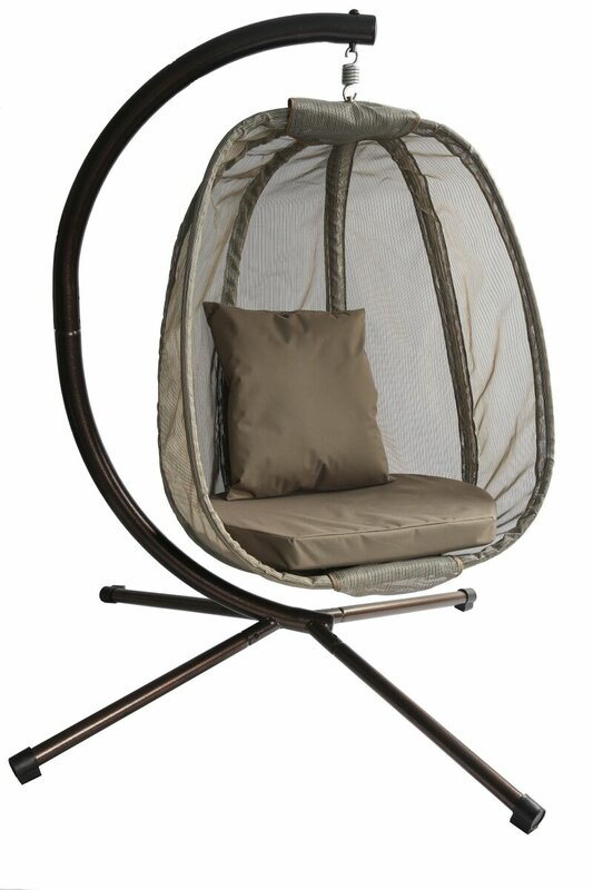 Flowerhouse Egg Swing Chair with Stand & Reviews | Wayfair