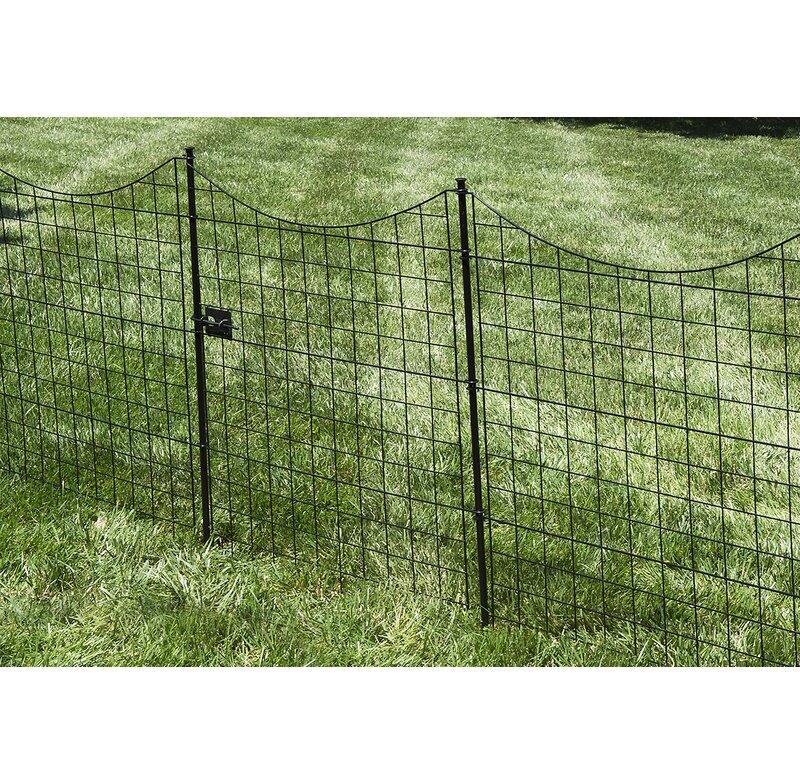 Beau W Zippity Garden Fence Gate