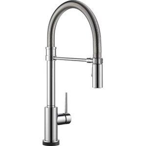 Ultra Modern Kitchen Faucets modern kitchen faucets | allmodern