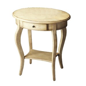Heisler Oval End Table by Darby Home Co