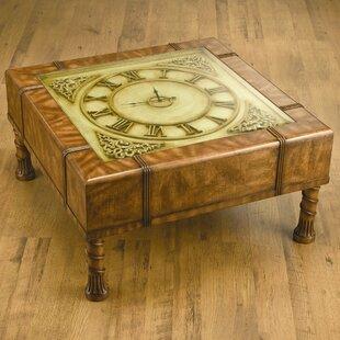 Superior Eveleth Clock Coffee Table