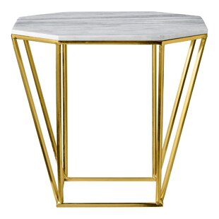 Hogle Octagon End Table