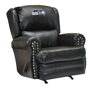 Leather Lift Assist Recliner by Imperial