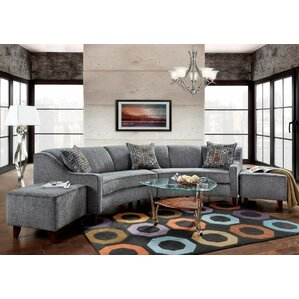 Cashman Modular Sectional by Brayden Studio
