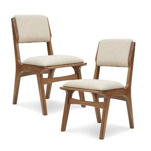Alvarado Upholstered Dining Chair (Set of 2)