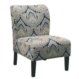 Astoria Grand Chandler Side Chair Slipper Chair Image