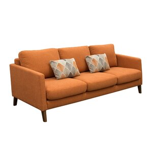 Keppel Solid Sofa by Diamond Sofa