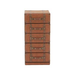 5 Drawer Lingerie Chest by Cole & Grey