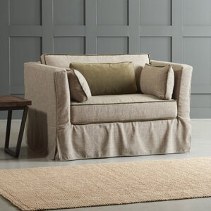 Bleeker Chair with Trim by DwellStudio
