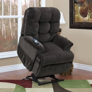 5555 Series Sleeper Power Lift Assist Recliner by Med-Lift