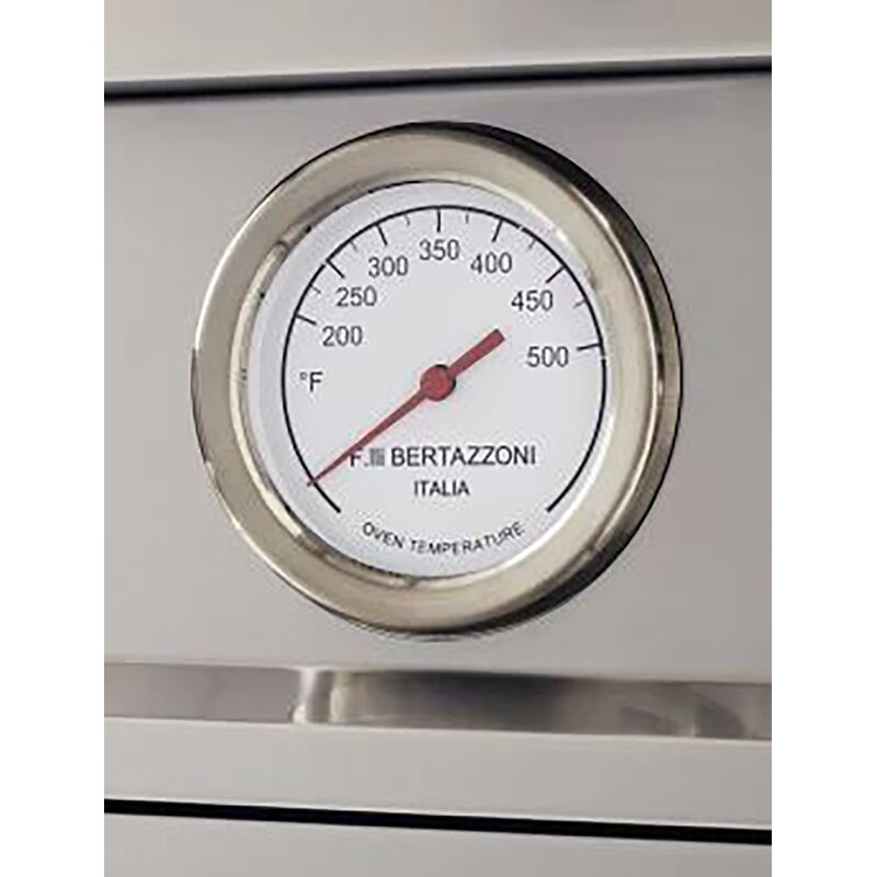"""Bertazzoni Master Series 30"""" Free-standing Gas Range with Griddle  Gas Type: Natural Gas"""