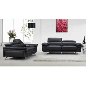 Morden 2 Piece Living Room Set by Container
