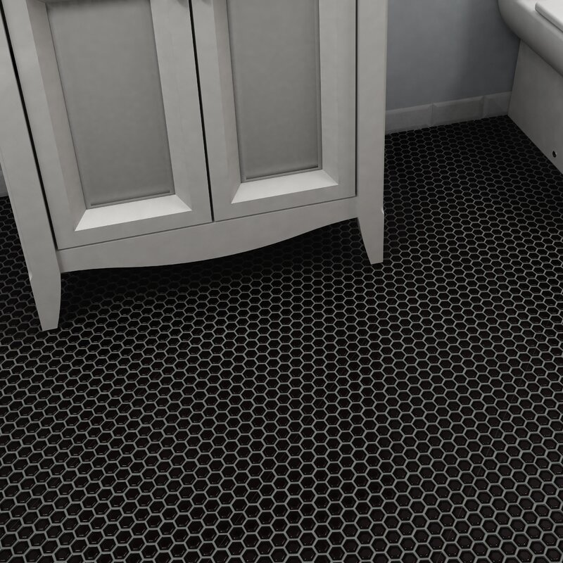 Black Floor Tiles: Secrets Of How To Use Them Successfully!