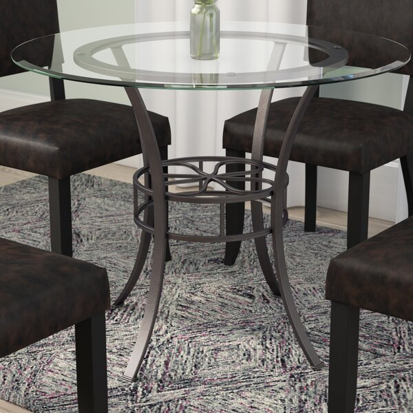 Wayfair Dining Room Chairs Curved Dining Bench Kitchen: Zipcode Design Leto Dragan Dining Table & Reviews
