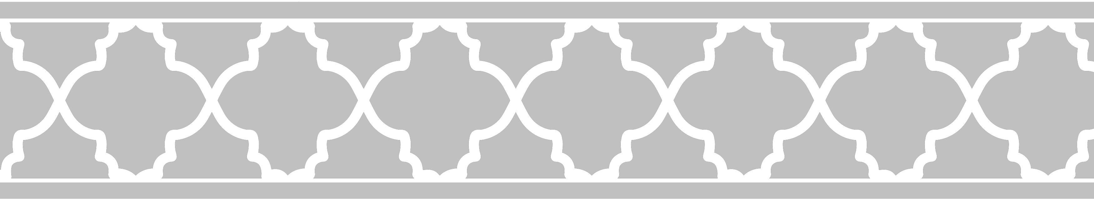 Sweet Jojo Designs Trellis 15 X 6 Border Wallpaper Reviews