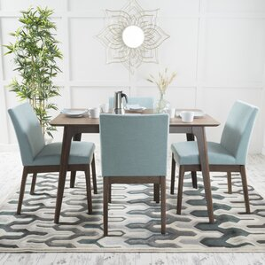 Modern 5 Piece Dining Room Sets | AllModern