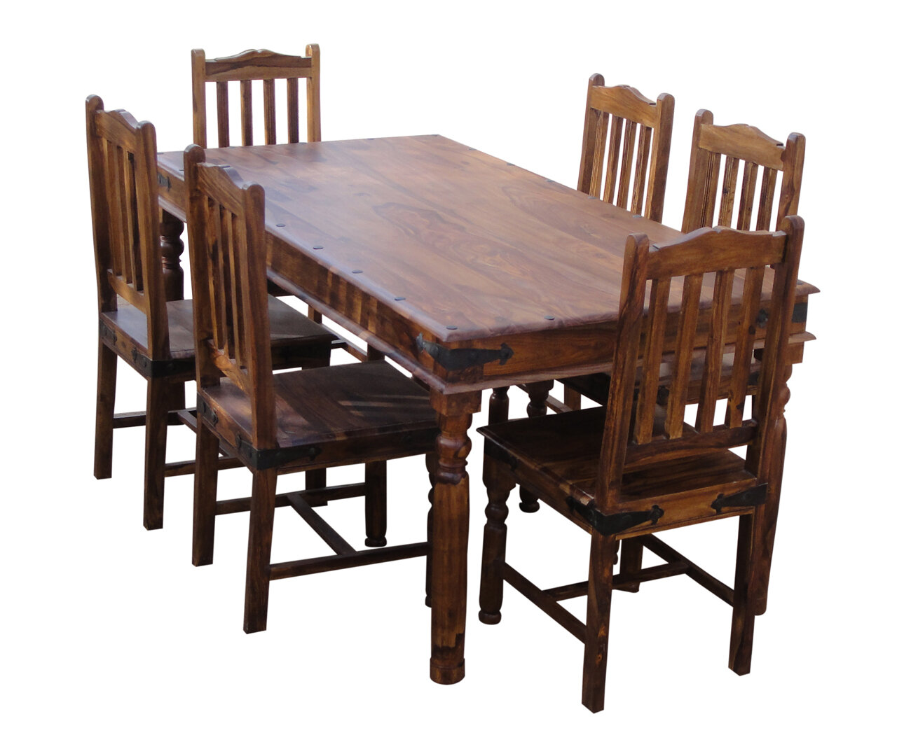 c79110b6fc Alpen Home Lola Dining Set with 6 Chairs & Reviews | Wayfair.co.uk