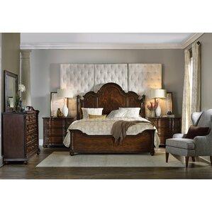 Leesburg Panel Customizable Bedroom Set