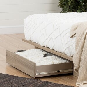 Primo Queen Storage Platform Bed by South Shore