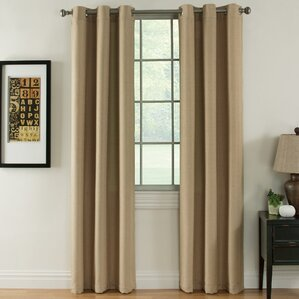 thermal curtain panels set of 2