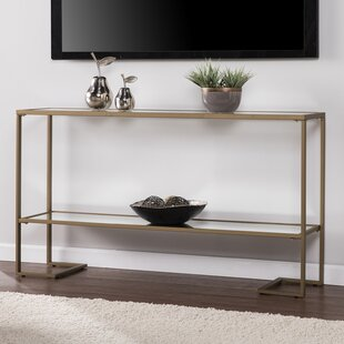 Modern Contemporary 10 Inch Deep Console Table AllModern