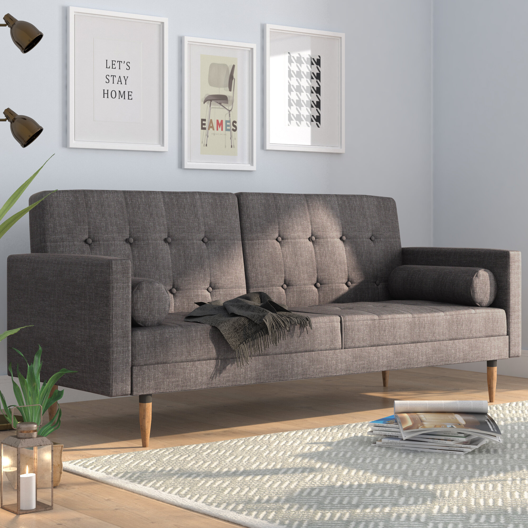 Auden 4 Seater Sofa Bed