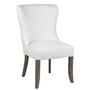 Stroud Upholstered Dining Chair (Set of 2)