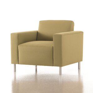 Vibe Lounge Chair in Grade 2 Fabric by Studi..