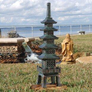 Merveilleux The Nara Temple Asian Garden Pagoda Garden Art