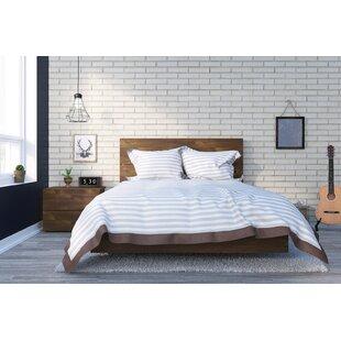 Amare Platform 3 Piece Bedroom Set