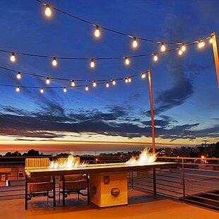 String Outdoor Patio Lights Wayfair