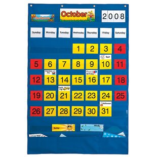 Calendar Wall Pocket Chart