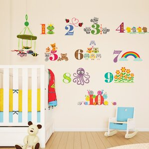 Wall Stickers For Kids - Wall decals for nursery