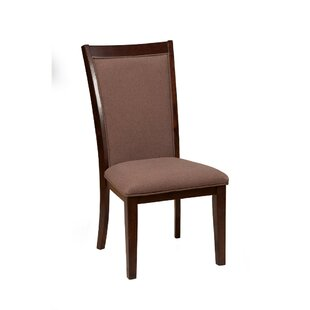 Gonsales Appealing Upholstered Dining Chair (Set of 2)