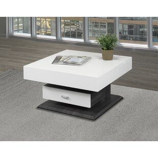 Merveilleux Rotating Lift Top Coffee Table
